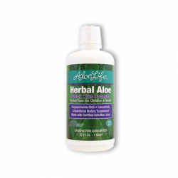 Herbal Aloe Detox Plus Formula, 32 fl oz Liquid