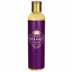 Bath & Body Oil  Lavender, 8 fl oz Liquid