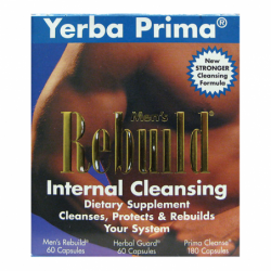 Mens Rebuild Internal Cleansing, 1 Kit