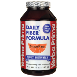 Daily Fiber Formula  Orange, 16 oz (454 grams) Pwdr