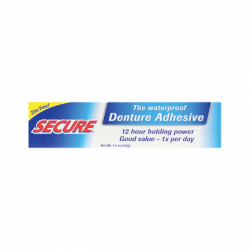Denture Adhesive, 1.4 oz Cream