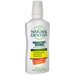 Healthy Gums Antigingivitis Rinse  Peppermint Twist, 16.9 fl oz (500 mL) Liquid