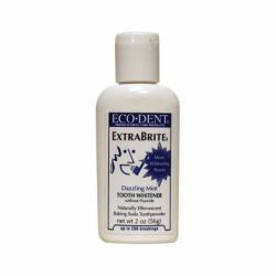 EcoDent Extra Brite Mint, 2 oz Pwdr