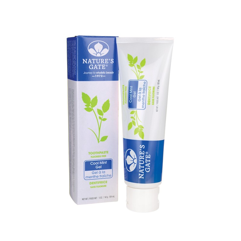 Best Natural Fluoride Free Toothpaste