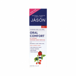 Oral Comfort with CoQ10 Very Berry Mint, 4.2 oz (119 grams) Paste