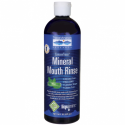 ConcenTrace Mineral Mouth Rinse  Mint, 16 fl oz Liquid