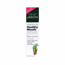 Healthy Mouth All Natural Tartar Control Toothpaste, 4.2 oz (119 grams) Paste
