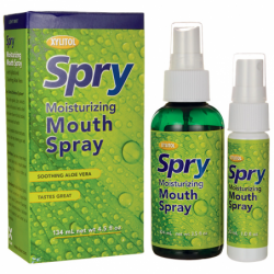 Spry Moisturizing Mouth Spray, 4.5 fl oz (134 mL) Liquid