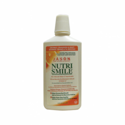 Nutrismile AllNatural EsterC Mouthwash, 16 fl oz (500 mL) Liquid