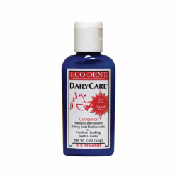 EcoDent Daily Care Cinnamon, 2 oz Pwdr