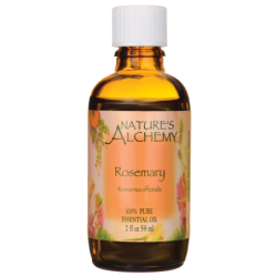 Pure Essential Oil Rosemary, 2 fl oz (59 mL) Liquid