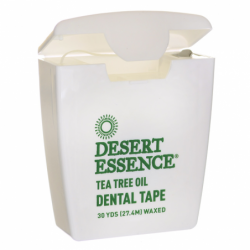 Tea Tree Oil Dental Tape, 30 Yards