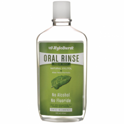 Oral Rinse  Fresh Mint, 16 fl oz Liquid
