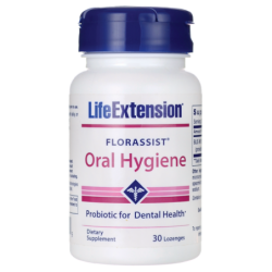 Florassist Oral Hygiene, 30 Lozenges