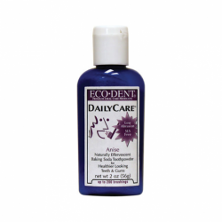 EcoDent Daily Care Anise, 2 oz Pwdr