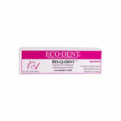 ResQDent Natural Gel Toothpaste, 3 oz (85 grams) Beans