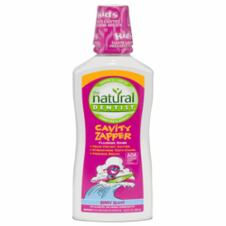 Cavity Zapper Fluoride Rinse  Berry Blast, 16.9 fl oz (500 mL) Liquid