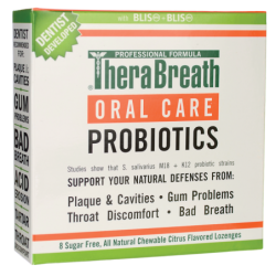 Oral Care Probiotics, 8 Lozenges