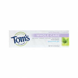 Whole Care Gel Spearmint, 4.7 oz Paste