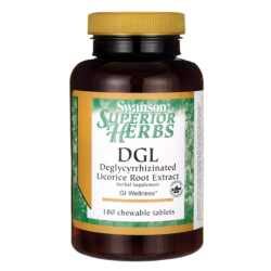 DGL Licorice, 385 mg 180...