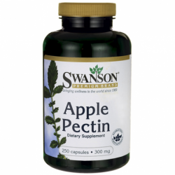 Apple Pectin, 300 mg 250 Caps