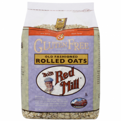 Gluten Free Old Fashioned Rolled Oats, 32 oz (907 grams) Pkg