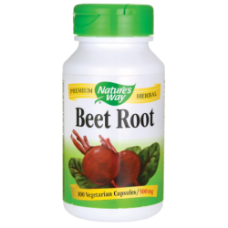 Beet Root, 500 mg 100 Veg Caps