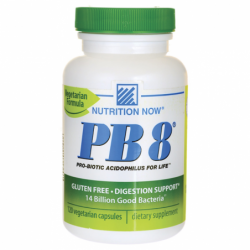 PB 8 With Lactobacillus &...