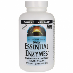 Daily Essential Enzymes, 240 Caps
