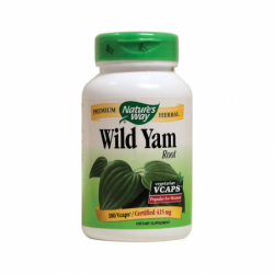 Wild Yam Root, 425 mg 180 Vcaps