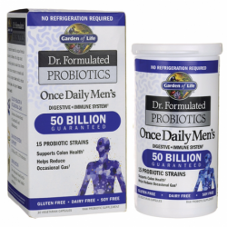 Dr Formulated Probiotics Once Daily Mens, 30 Veg Caps