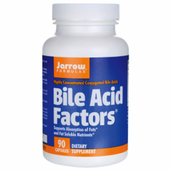 Bile Acid Factors, 90 Caps