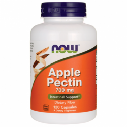 Apple Pectin, 700 mg 120 Caps