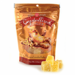 Crystallized Ginger, 3.5 oz Bag(s)