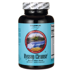 Hyssop Cleanse, New & Improved, 240 Tabs