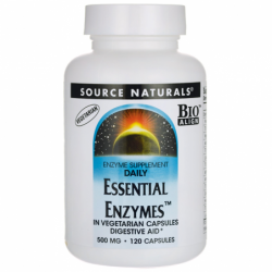 Daily Essential Enzymes, 120 Caps