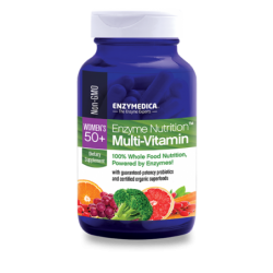 Womens 50 Enzyme Nutrition MultiVitamin, 60 Caps