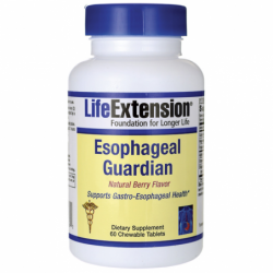 Esophageal Guardian  Natural Berry Flavor, 60 Chwbls