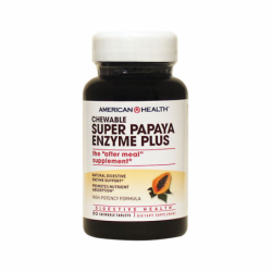 Super Papaya Enzyme Plus, 90 Chwbls