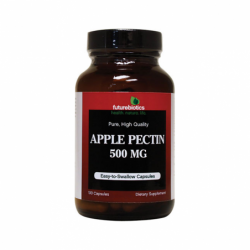 Apple Pectin, 500 mg 100 Caps