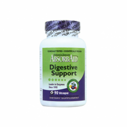 AbsorbAid Digestive Support, 90 Vcaps
