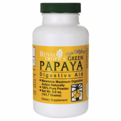 The Original Green Papaya Digestive Aid, 5 oz Pwdr