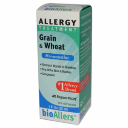 Grain & Wheat Allergy Treatment, 1 fl oz (30 mL) Liquid