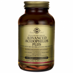 Advanced Acidophilus Plus, 120 Veg Caps