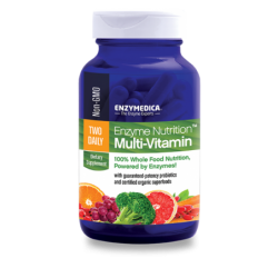 Two Daily Enzyme Nutrition MultiVitamin, 60 Caps