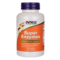 Super Enzymes, 90 Tabs