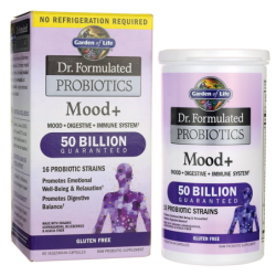 Dr Formulated Probiotics Mood, 60 Veg Caps