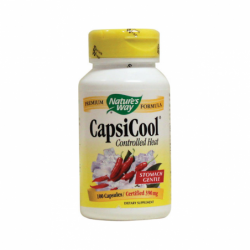 CapsiCool Controlled Heat, 100 Caps