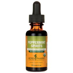 Peppermint Spirits, 1 fl oz (30 mL) Liquid
