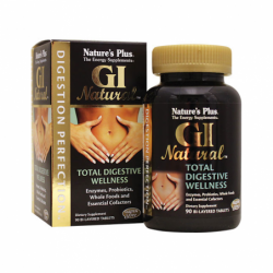 GI Natural Digestion Perfection, 90 Tabs